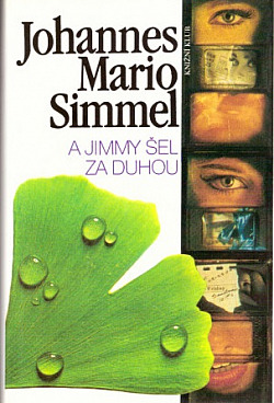 A Jimmy šel za duhou obálka knihy