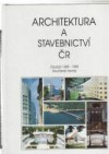 Architektura a stavebnictví ČR 1989-1995