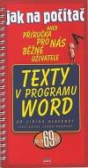 Jak na počítač - Texty v programu Word