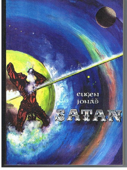 Satan obálka knihy