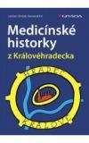 Medicínské historky z Královéhradecka obálka knihy