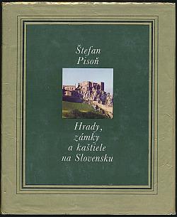 Hrady, zámky a kaštiele na Slovensku obálka knihy