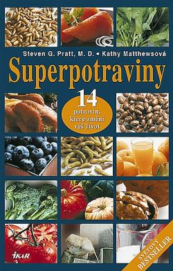 Superpotraviny - 14 potravin, které změní váš život obálka knihy