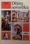 Dějiny novověku obálka knihy
