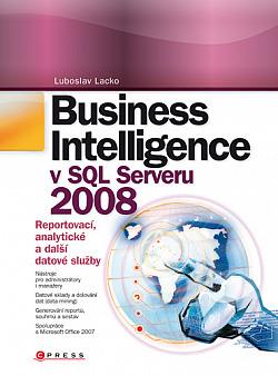 Business Intelligence v SQL Serveru 2008 obálka knihy