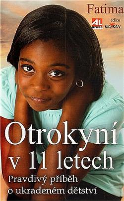 Otrokyní v 11 letech obálka knihy