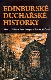 Edinburské duchařské historky obálka knihy
