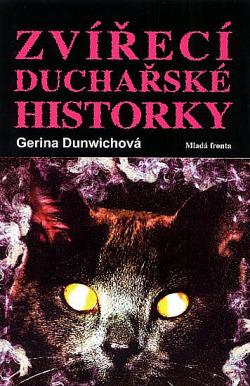 Zvířecí duchařské historky obálka knihy