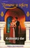 Královský dar obálka knihy
