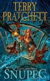 """The Guardian: """"Nejnovější novela Terryho Pratchetta je tak intenzivní a plná vtipu jako doposud ještě nikdy."""""""