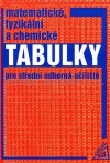 Matematické, fyzikální a chemické tabulky pro střední odborná učiliště obálka knihy
