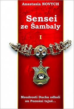 Sensei ze Šambaly I obálka knihy