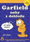 Garfield - nohy z dohledu