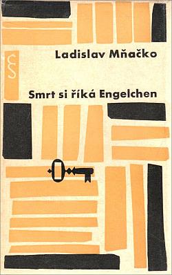 Smrt si říká Engelchen obálka knihy