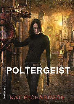 Poltergeist obálka knihy