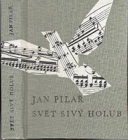 Svět sivý holub obálka knihy