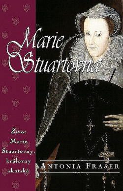 Marie Stuartovna obálka knihy