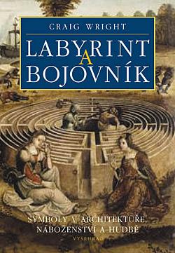 Labyrint a bojovník obálka knihy