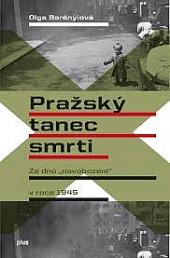 Pražský tanec smrti obálka knihy