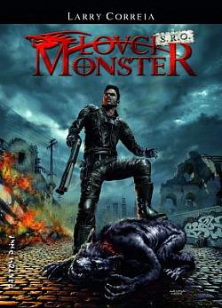 Lovci monster s.r.o. obálka knihy