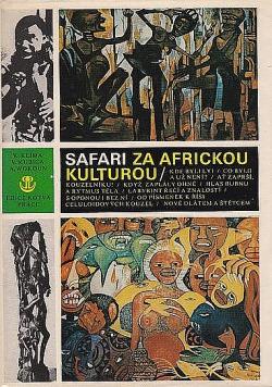 Safari za africkou kulturou obálka knihy