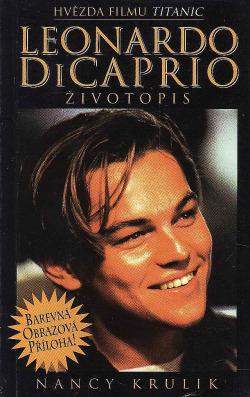 Leonardo DiCaprio - Životopis obálka knihy