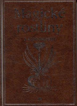 Magické rostliny obálka knihy
