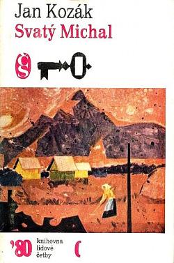 Svatý Michal obálka knihy