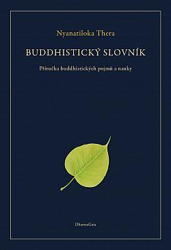 Buddhistický slovník obálka knihy