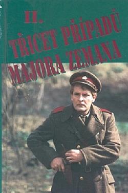 Třicet případů majora Zemana II. obálka knihy