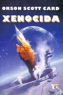 Xenocida obálka knihy