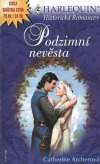 Podzimní nevěsta obálka knihy