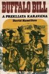 Buffalo Bill a prekliata karavána obálka knihy