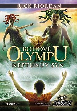 Neptunův syn obálka knihy