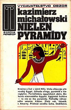 Nielen pyramídy obálka knihy