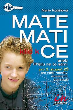 Klíč k matematice aneb Příjdu na to sám! obálka knihy