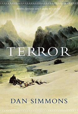 Terror obálka knihy