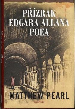 Přízrak Edgara Allana Poea obálka knihy