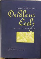 Osídlení Čech ve světle místních jmen