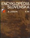 Encyklopédia Slovenska III. zväzok
