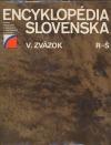Encyklopédia Slovenska V. zväzok