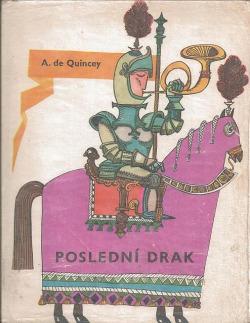 Poslední drak obálka knihy