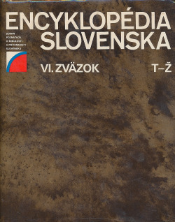 Encyklopédia Slovenska VI. zväzok