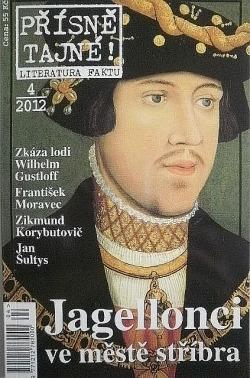 Přísně tajné! Literatura faktu. 4/2012