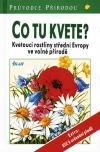 Co tu kvete? Kvetoucí rostliny střední Evropy ve volné přírodě