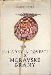 Pohádky a pověsti z Moravské brány obálka knihy