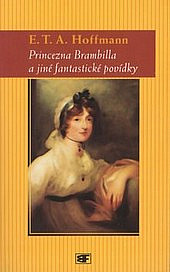 Princezna Brambilla a jiné fantastické povídky obálka knihy