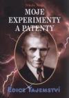 Moje experimenty a patenty obálka knihy