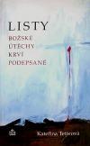 Listy božské útěchy krví podepsané