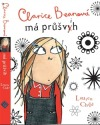 Clarice Beanová má průšvih obálka knihy